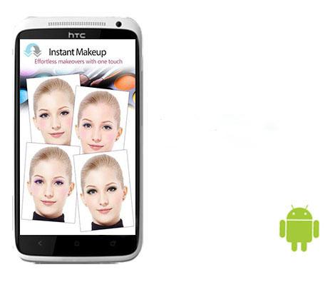 دانلود برنامه اندرویدی آرایش پیرایش صورت