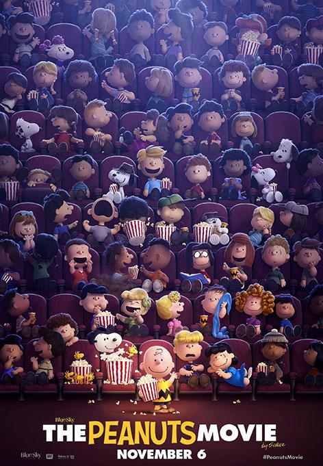 دانلود دوبله انیمیشین بادام زمینی ها 2015