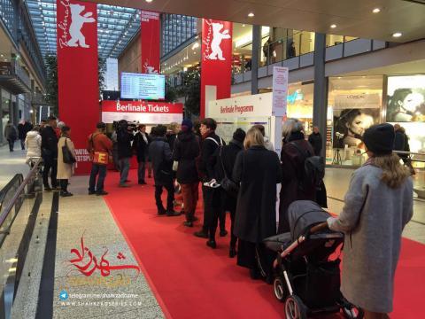 سرالت شهرزاد در جشنواره فیلم برلین