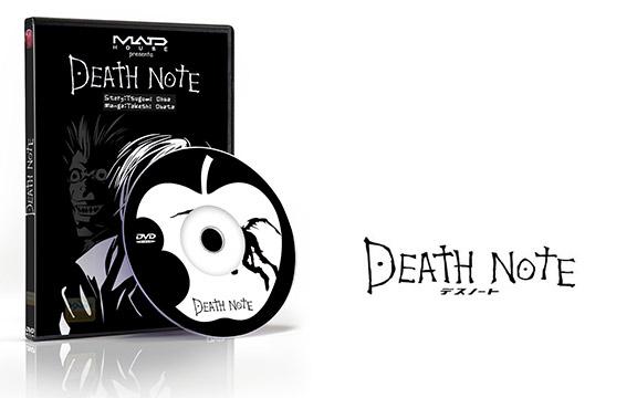 دنلود انیمه دفترچه مرگ