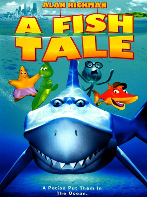 دانلود رایگان دوبله دوزبانه انیمیشن داستان یک ماهی A Fish Tale 2000
