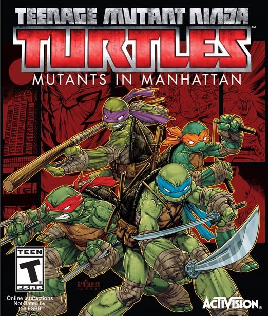 دانلود رایگان بازی لاکپشت های نینجا برای کامپیوتر Teenage Mutant Ninja