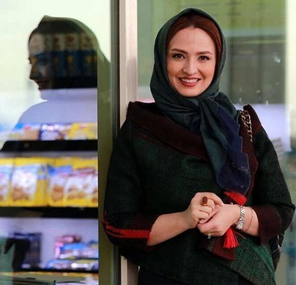 بیوگرافی و زندگینامه کامل عکس های جدید زیبای گلاره عباسی و همسرش 95