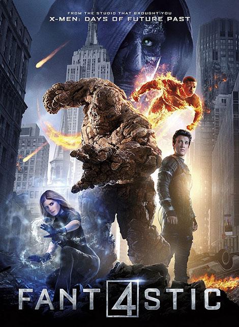 دانلود رایگان دوبله پارسی دوزبانه فیلم چهار شگفت انگیز Fantastic Four 2016