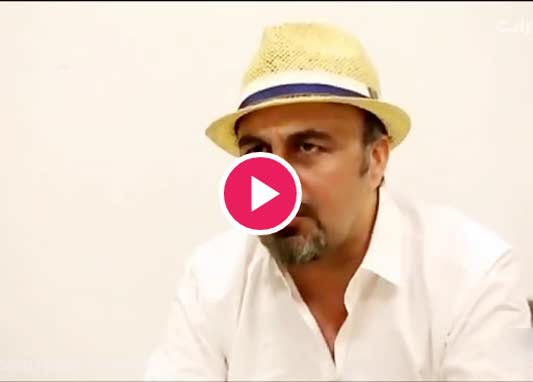 گفتگوی جنجالی رضا عطاران درباره دراکولا فیلم جدیدش/دانلود کلیپ مصاحبه