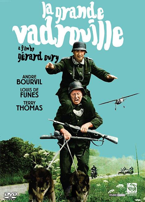 دانلود رایگان دوبله دوزبانه فیلم جنجال بزرگ The Big Runaround 1966
