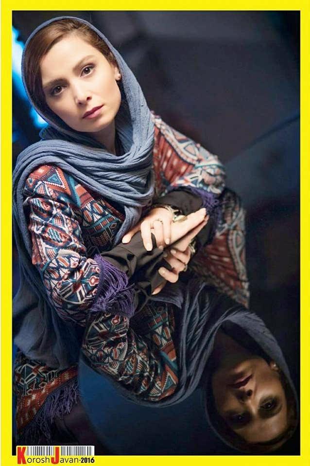 جدیدترین عکس فرناز رهنما خرداد 95 | تصاویر اینستاگرامی بازیگرهای زن
