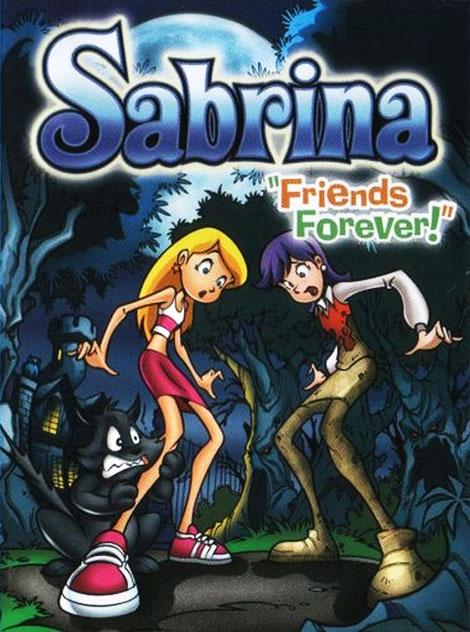 دانلود رایگان دوبله انیمیشن Sabrina Teenage Witch Friends Forever 2002