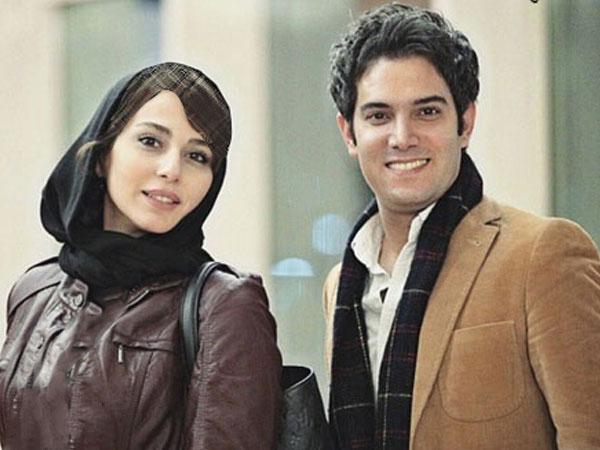 عکس های عروسی امیرعلی نبویان و همسرش / ازدواج مجری تلویزیون