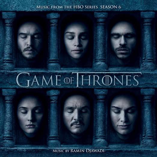 دانلود کامل آلبوم موسیقی فصل 6 Game of Thrones از رامین جوادی کیفیت320