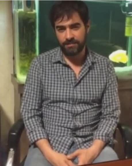 دانلود ویدیو کلیپ توضیح شهاب حسینی درباره پخش فیلم ساکن طبقه وسط