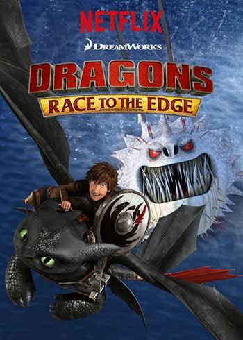 دانلود رایگان فصل 5 انیمیشن اژدهاسواران زیرنویس Dreamworks Dragon 2016