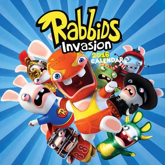 دانلود رایگان فصل 3 انیمیشن حمله خرگوشی زیرنویس Rabbids Invasion 2016