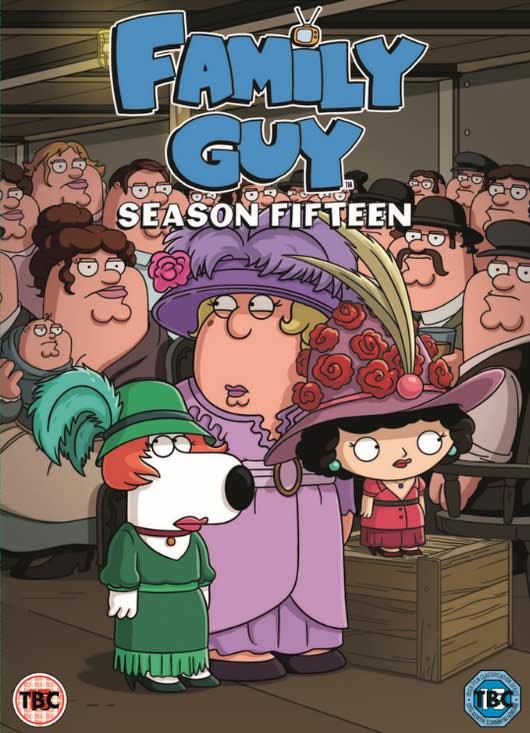 دانلود فصل 15 انیمیشن مرد خانواده
